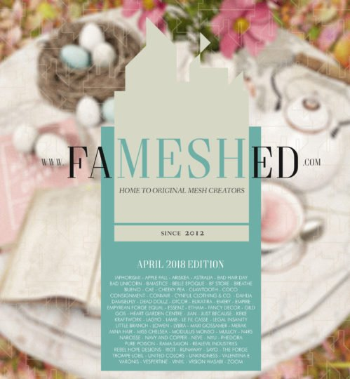 FaMESHed May 2018