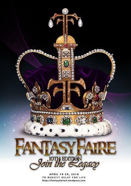 FANTASYFAIR April 2018