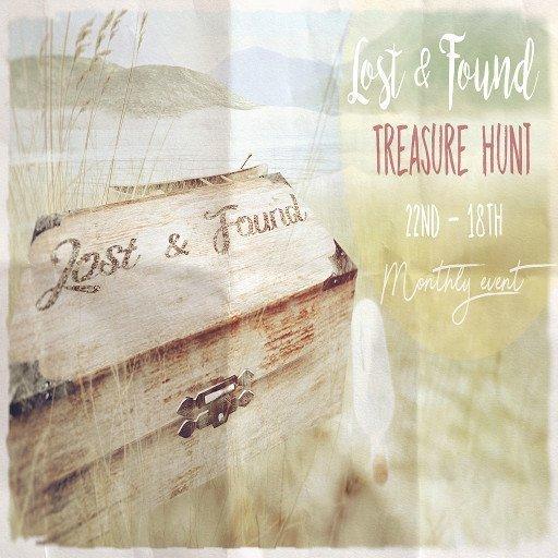 Lost and Found Treasure Huntunt