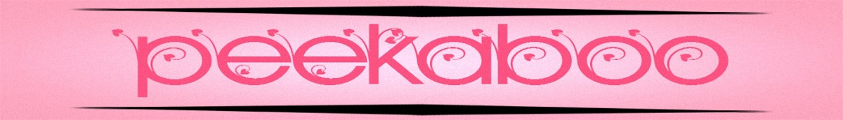 Peekaboo Banner