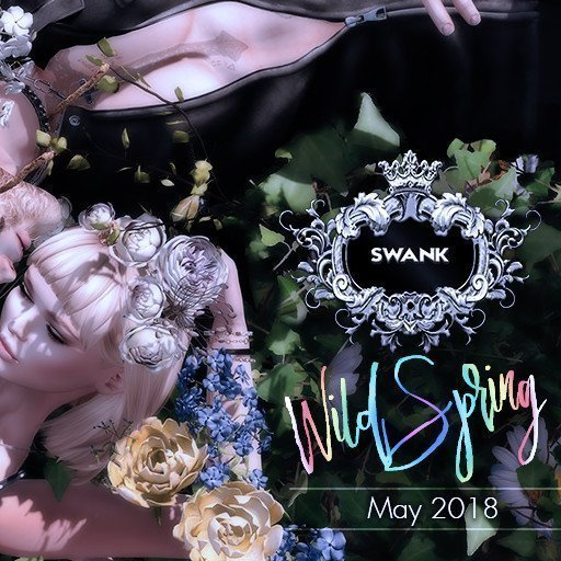 Swank Event Wild Spring May 2018