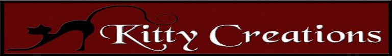 Kitty Creations Banner