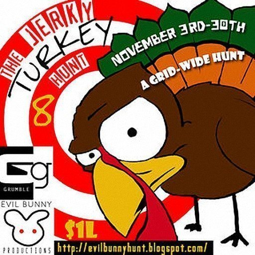 The Jerky Turkey Hunt 2018