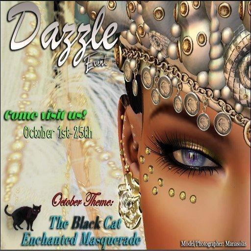 Dazzle October Theme Main banner