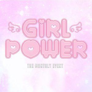 Girl Power Event Logo 2018