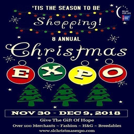 2018 SL Christmas Expo - Shopping