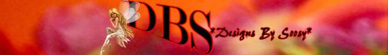 DBS Designs by Soosy Banner