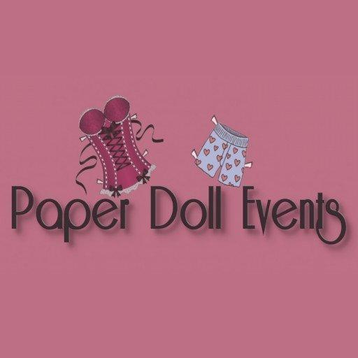 Paper Dolls Event Logo