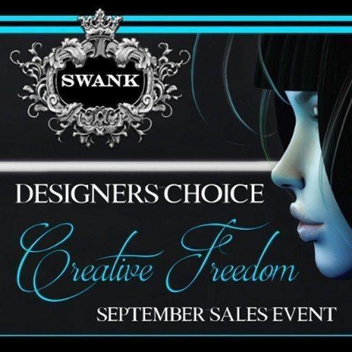 Swank Event Designers Choice Sept 2018