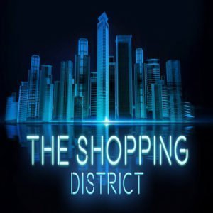 The Shopping District logo