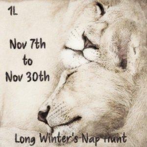 Long Winters Nap Hunt