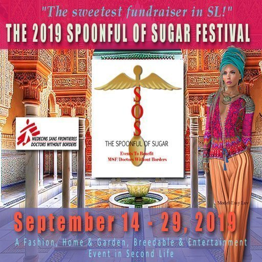 The Spoonful Of Sugar Festival - Shopping 1 - September 2019