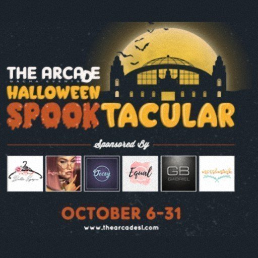 The Arcade Halloween October 2018