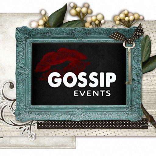 Gossip Events Logo