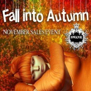Swank Fall into Autumn November 2018