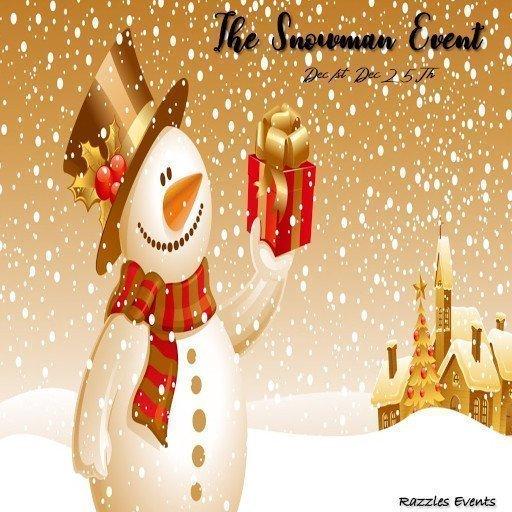 The Snowman Event-December 2018