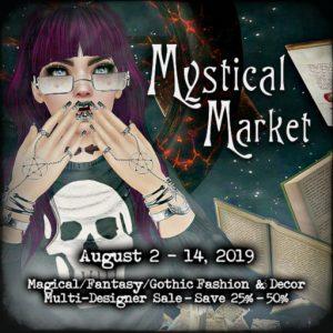 DP Mystical Market August 2019