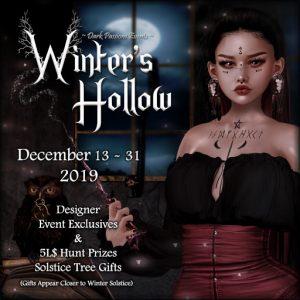 DP Winter's Hollow December 2019