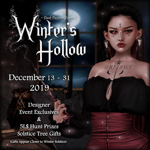 Winters Hollow - December 2019