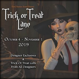 Dark Passion Trick Or Treat Lane 2019