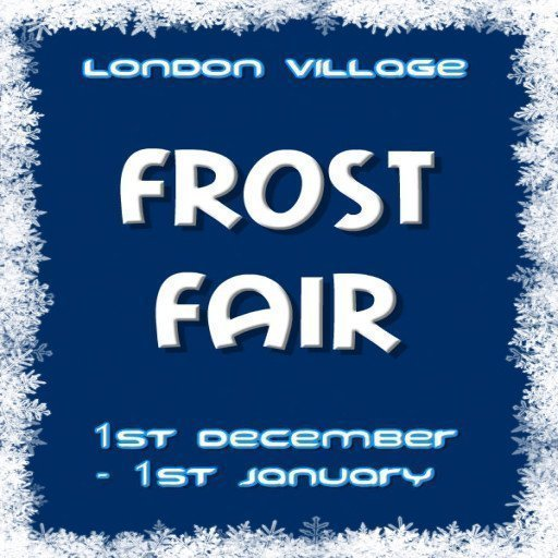 London Village Frost Fair 2018