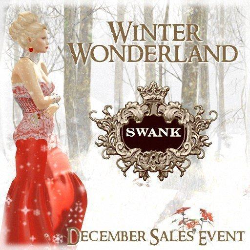 SWANK Winter Wonderland December 2018