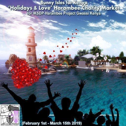 Harambee Charity Market February 2019