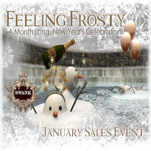 Swank Felling Frosty January 2019