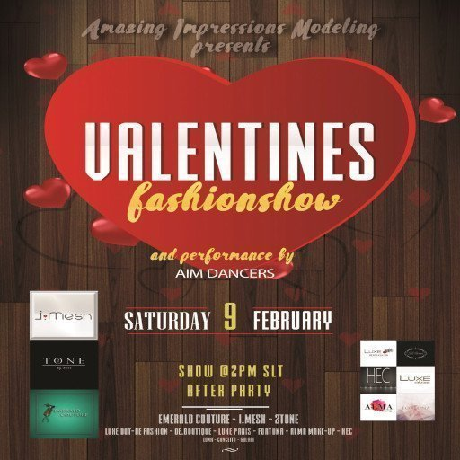 AIM 2nd annual valentine show