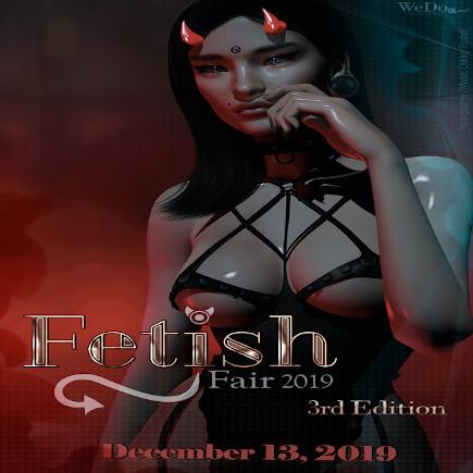 FetishFair3rd Edition December 2019
