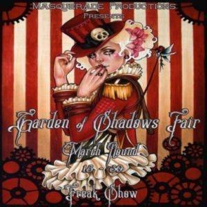 Garden of Shadow Fair March 2019