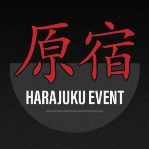 Harajuku Event - July / August 2019