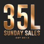 35L Sundays Logo