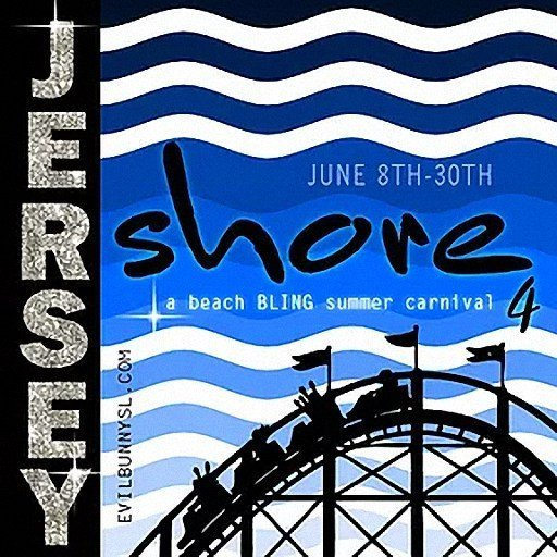 Jersey Shore Boardwalk – June 2019