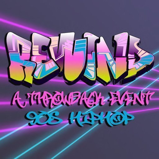 Rewind 90s Hiphop March 2019