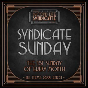 SLS Syndicate Sunday