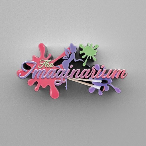 The Imaginarium Logo