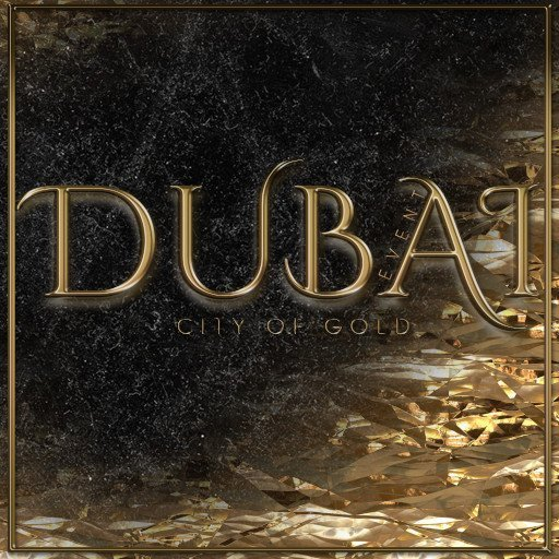 DUBAI Event - September / October 2019
