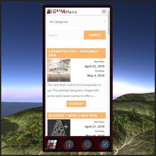 Get the GridAffairs HUD