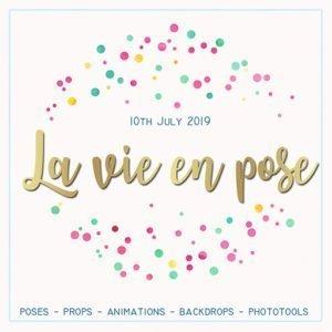 La Vie en Pose July 2019