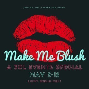 Make Me Blush May 2019