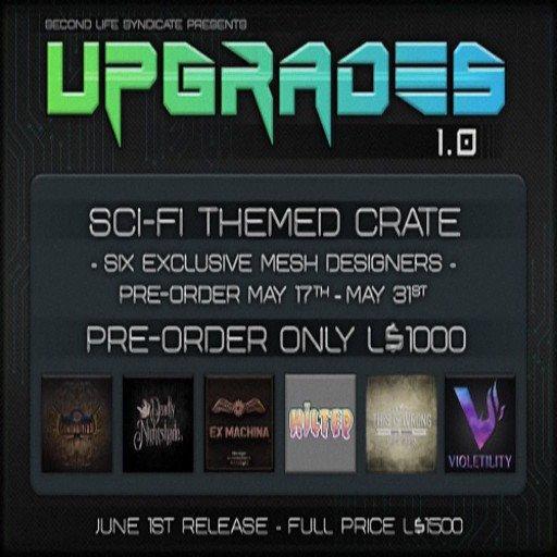 SLS Presents Upgrades 1.0