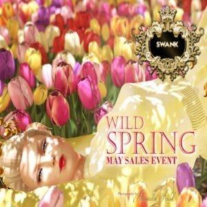 Swank Wild Spring May 2019