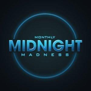 Monthly Midnight Madness
