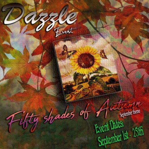 Dazzle Event September 2019