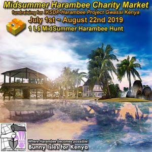 Harambee Charity Market MidSummer 2019