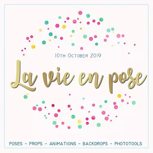 La vie en pose - October 2019