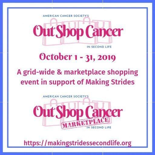 Out Shop Cancer October 2019