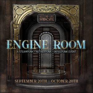 SLS Engine Room September 2019 V2