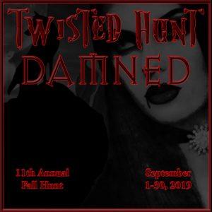 Twisted Hunt September 2019